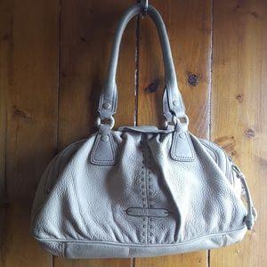 Cole haan tan leather handbag